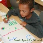 10 total break apart